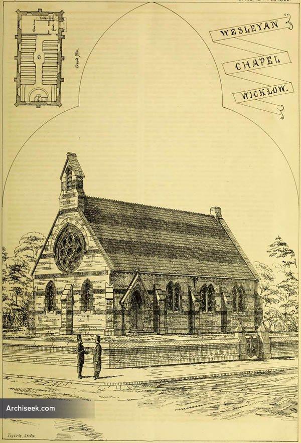 1866 – Wesleyan Methodist Chapel, Wicklow