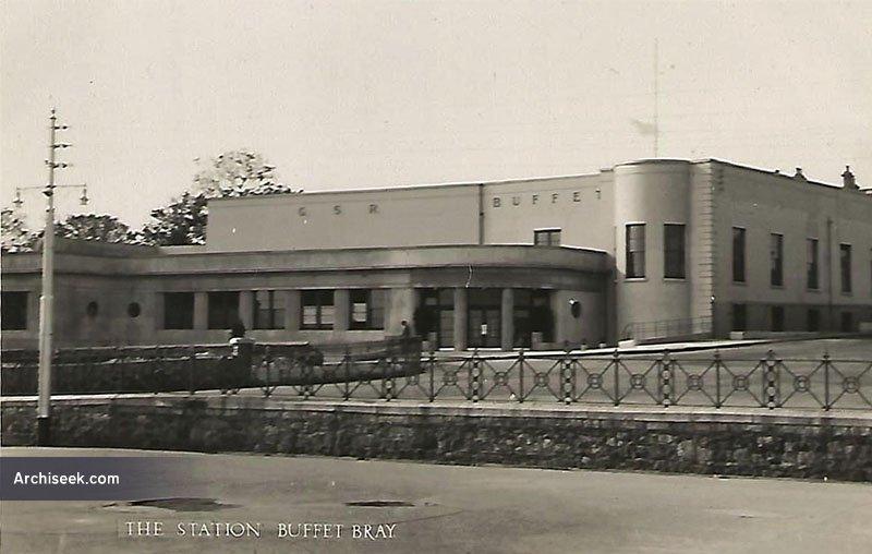 1935 – GSR Buffet, Bray, Co. Wicklow