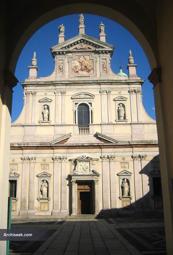1570s – Certosa di Santa Maria di Garegnano, Milan, Italy