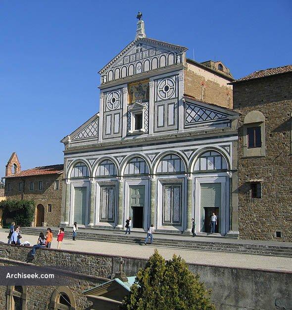 1207 – San Miniato, Florence, Italy