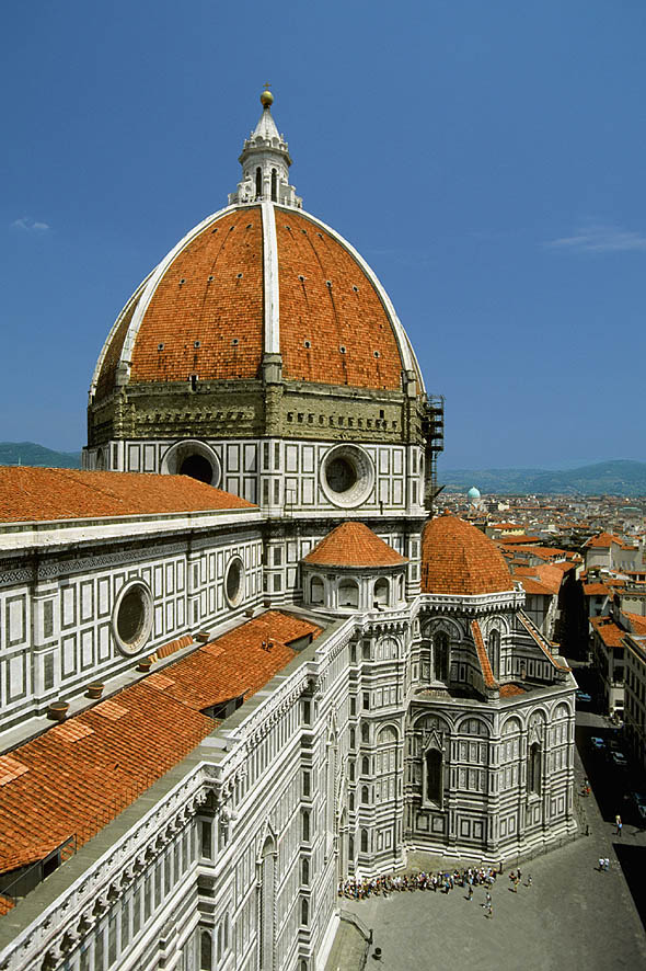 1436 &#8211; Basilica di Santa Maria del Fiore, Florence, Italy