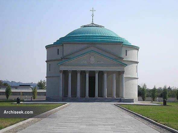 1888 – Mausoleo Bela Rosin, Turin, Italy