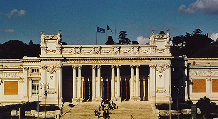 1911 – National Gallery of Modern Art, Rome, Italy