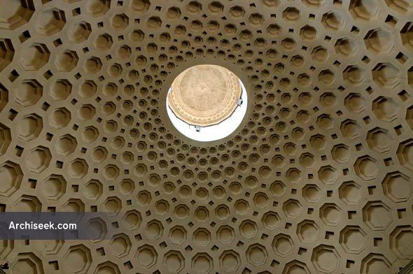 1598 – San Bernardo alle Terme, Rome, Italy