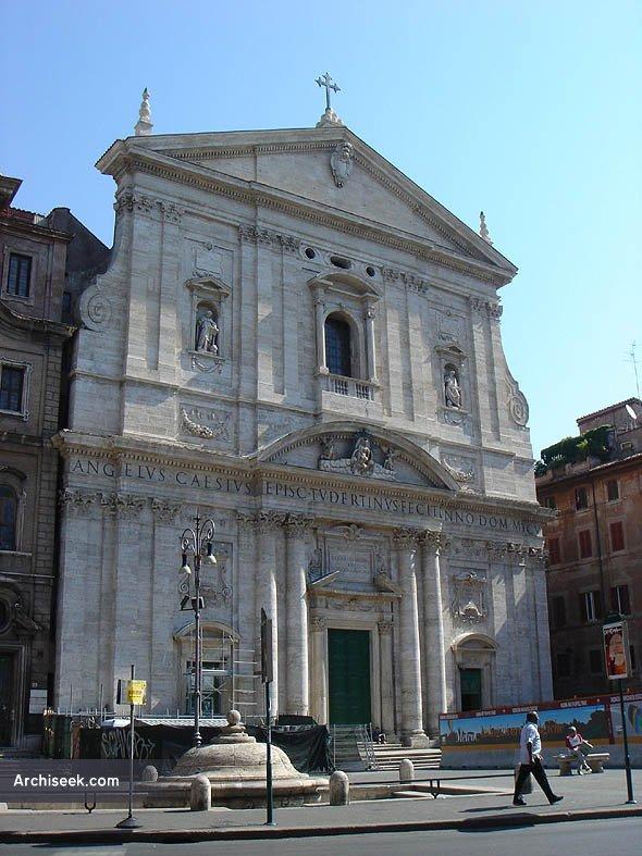 1606 – Santa Maria in Vallicella, Rome, Italy