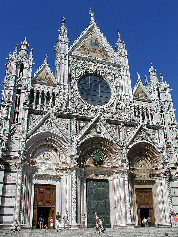 1263 &#8211; Duomo, Siena, Italy