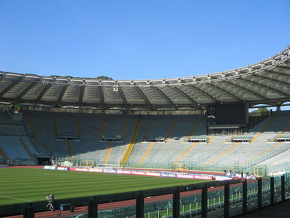 1936 – Olympic Stadium, Rome, Italy