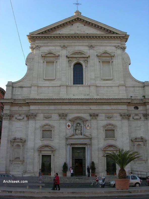 1566 – Santa Maria in Traspontina, Rome, Italy