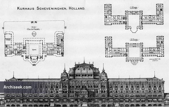 1885 – Kurhaus, Scheveninghen, Netherlands