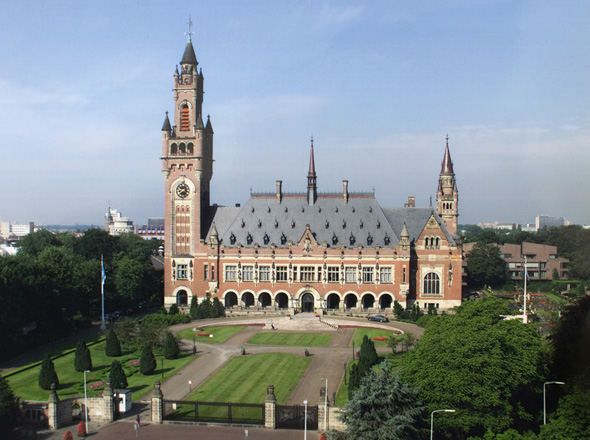 1913 – The Peace Palace, The Hague, The Netherlands