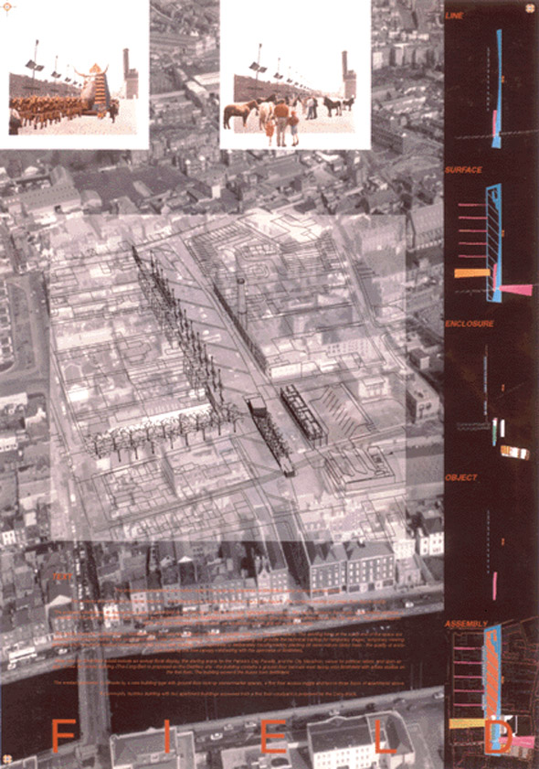 1997 &#8211; Smithfield Plaza Competition