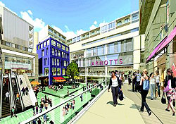 Arnotts plan for 'Northern Quarter' rejected by board