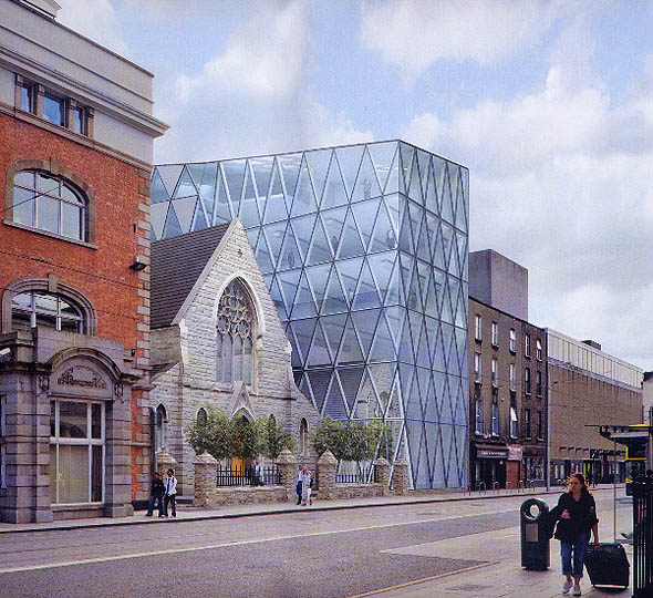 2008 – McCauley Daye O'Connell proposal for VHI in Abbey Street