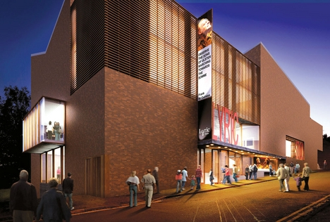 O'Donnell & Tuomey's Lyric gets permission in Belfast
