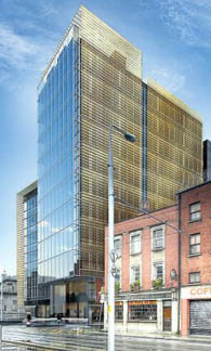 Giant city tower would 'dwarf' the Four Courts