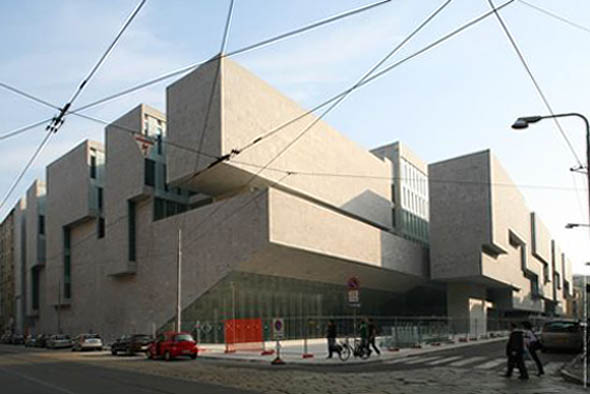 Finalists for the European Union Prize for Contemporary Architecture include Grafton Architects