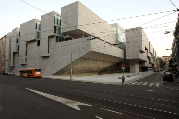 Luigi Bocconi University by Grafton Architects