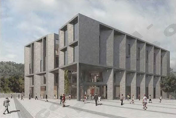 UL gets permission for Grafton Architects' Medical School