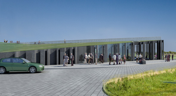 Giant's Causeway centre gets go-ahead