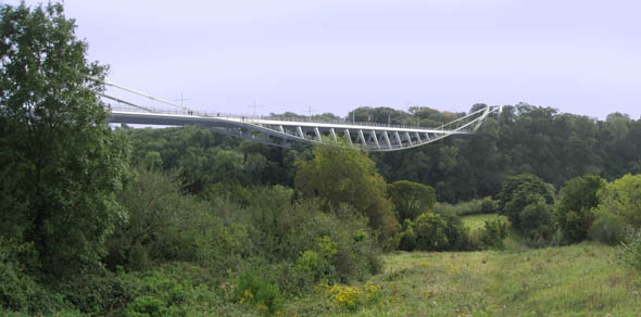 Buro Happold and Explorations Architecture to design new Liffey Valley bridge