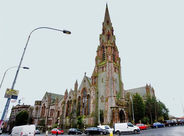 Belfast church on global risk list seriously dilapidated