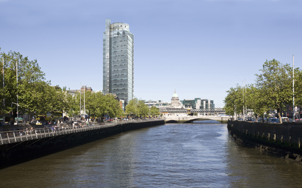 Siptu withdraws plan for Liberty Hall
