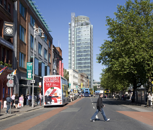 Siptu unveils Liberty Hall plan