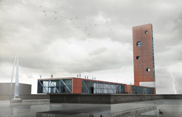 Swedish Architects JM win Centre Pier, Galway Harbour Ideas Competition