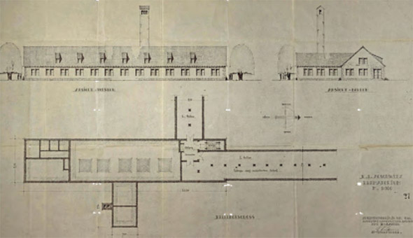 Architecture of Murder - The Auschwitz-Birkenau Blueprints Exhibition