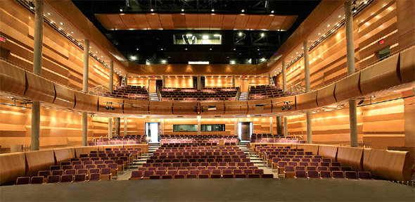 Richmond Hill Centre for the Performing Arts wins Ontario Wood award