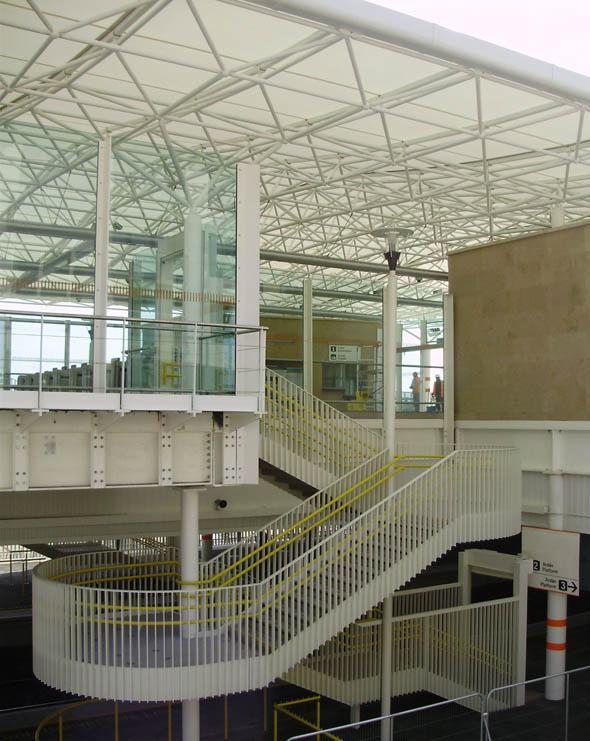 Clongriffin Station By Iarnr 243 D 201 Ireann Architects
