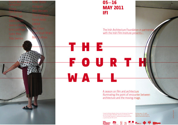 The Fourth Wall – film and architecture series