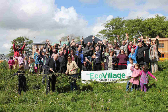 Ecovillage launches second phase