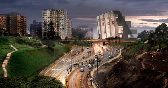 Grafton Architects win competition to design new university campus in Lima