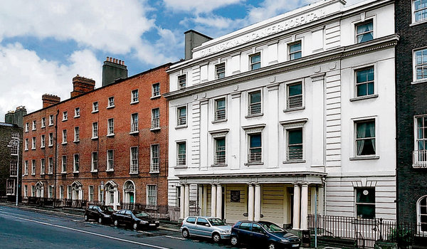 NAMA has some responsibility in Hume Street preservation