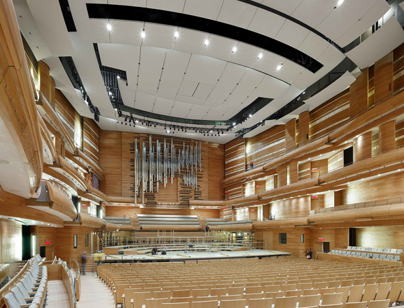 New Montreal Concert Hall opens
