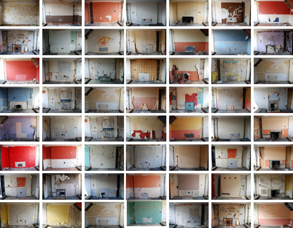 Dublin social housing photographic exhibition at IAA
