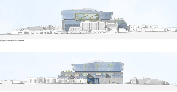 Design rejected for Children's Hospital