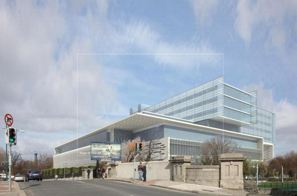National Children's Hospital for St. James's site