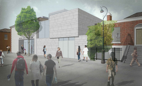Fundraising campaign for new Jewish Museum expansion