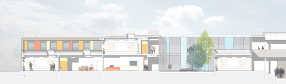 ARPL Architects win Kingswood school competition