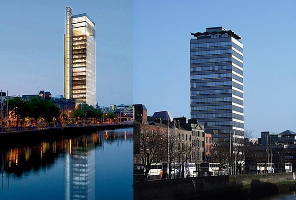 Liberty Hall redevelopment refused permission