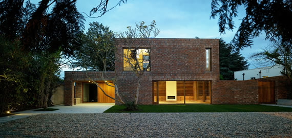Aughey OFlaherty Architects win Grand Designs award
