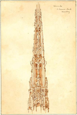 Celebrating Pugin at the Irish Architectural Archive