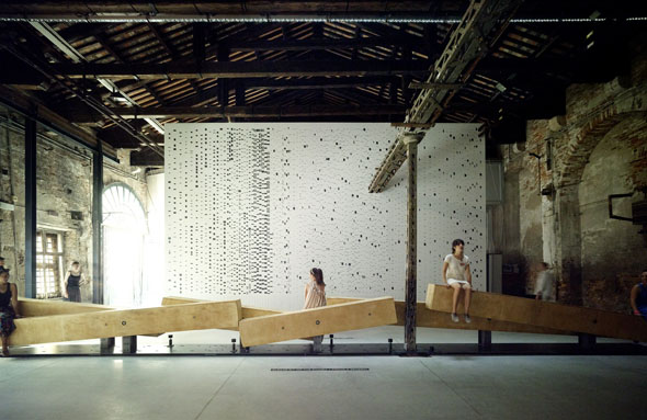 Irish Pavilion opens at Venice Biennale