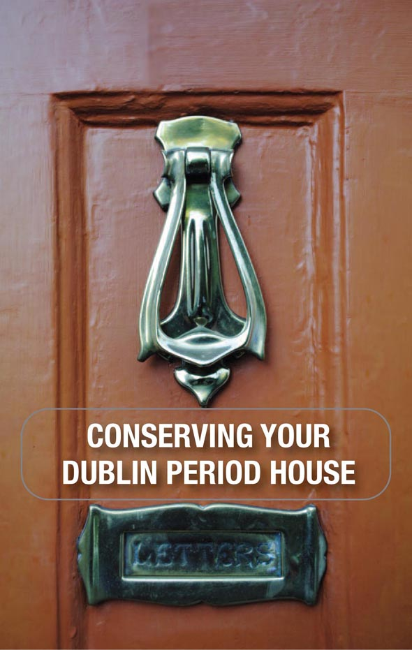 Conserving your Dublin Period House – IGS Lecture Series