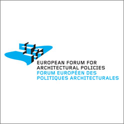 European Forum for Architectural Policies conference opens