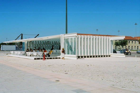 2006 – Bar à€ Margem, Belém, Lisbon