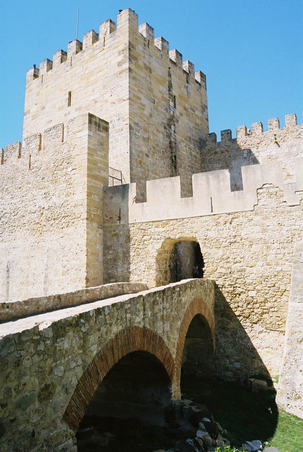 1300 – Castle of Sao Jorge, Lisbon