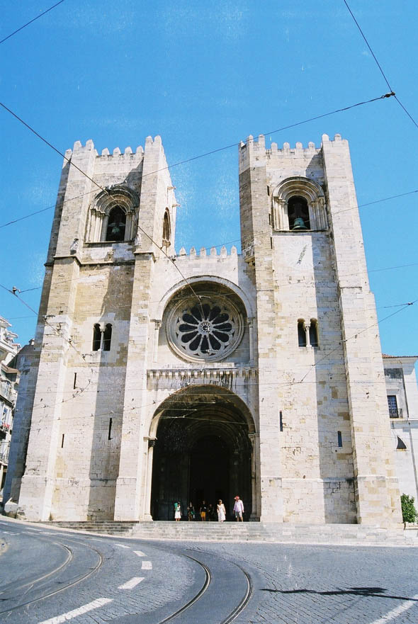 1147 &#8211; Santa Maria Maior de Lisboa Cathedral, Lisbon